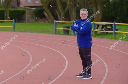 Former MP Tom Watson hits the running track