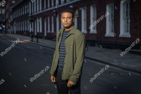 Stock Image of Noel Clarke as DC Martin Young