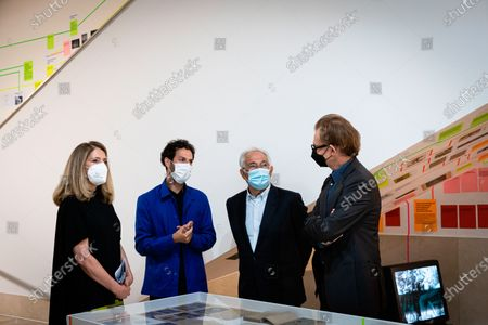 Editorial photo of Inaugural Exhibition of the Serralves Museum of Contemporary Art in Portugal - 22 Apr 2021