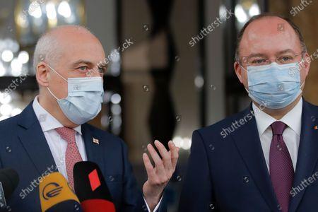 Editorial picture of Bucharest, Romania - 23 Apr 2021