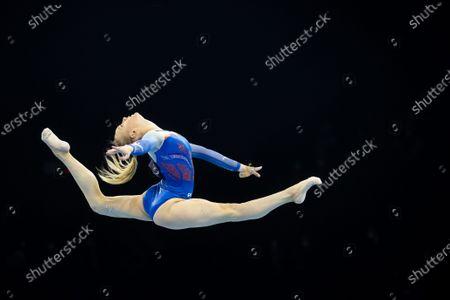 Editorial picture of European Artistic Gymnastics Championship 2021, Basel, Switzerland - 23 Apr 2021