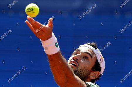 Editorial photo of Serbia Open tennis tournament in Belgrade - 23 Apr 2021