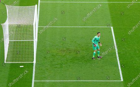West Ham goakeeper Lukasz Fabianski