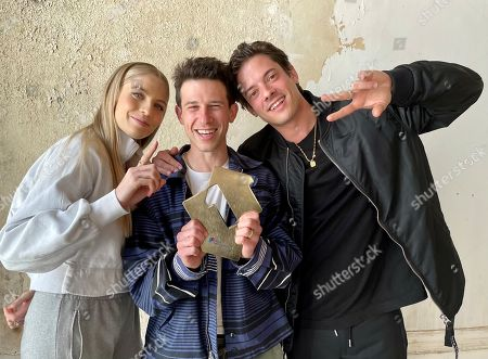 Editorial picture of London Grammar score second Number 1 on Official Albums Chart, UK - 23 Apr 2021
