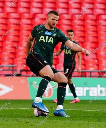 Eric Dier of Tottenham Hotspur