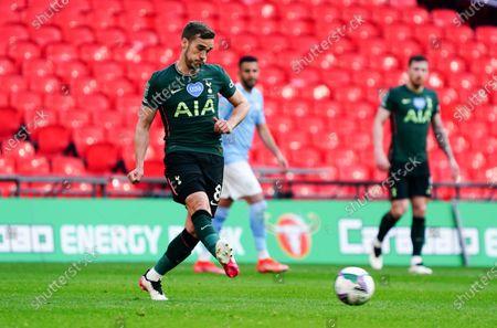 Harry Winks of Tottenham Hotspur