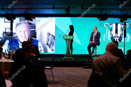 Stock Picture of Carabao Commercial & Marketing interview with Gary Mabbutt (video) & Richard Dunn (Wembley) with Bela Shah