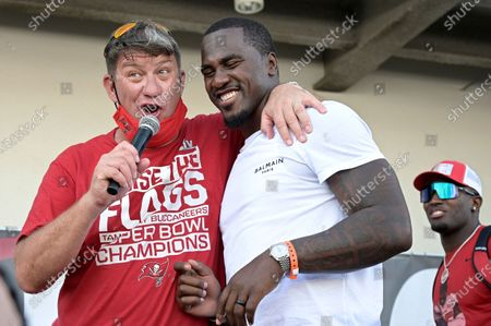 Editorial image of Draft Buccaneers Preview Football, Tampa, United States - 10 Feb 2021