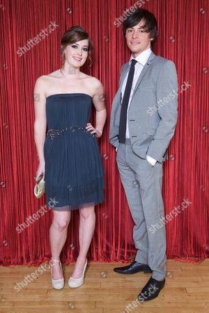Beth Kingston and Elliott James Langridge
