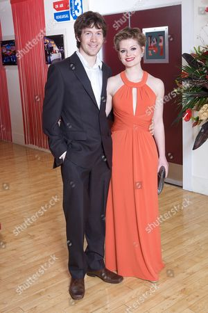 Stock Picture of Dominic Marsh and Selina Chilton