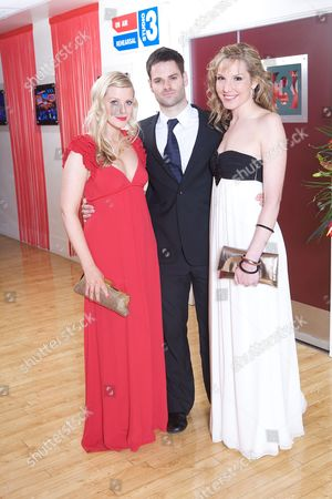 Guest , Matt Kennard and Elizabeth Bower