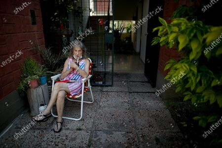 Editorial photo of Virus Outbreak Waiting in Isolation, Buenos Aires, Argentina - 25 Feb 2021