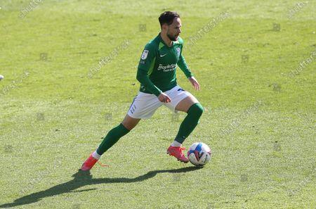 Birmingham's Ivan Sanchez