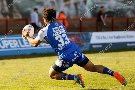 Editorial picture of Hull Kingston Rovers v Leeds Rhinos, Betfred Super League - 23 Apr 2021