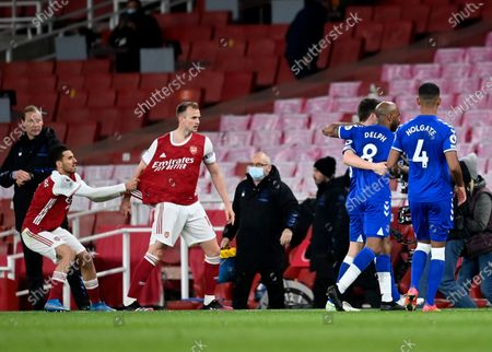 Editorial image of Soccer Premier League, London, United Kingdom - 23 Apr 2021