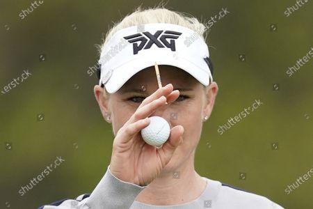 Editorial picture of LPGA Tour Golf, Los Angeles, United States - 23 Apr 2021