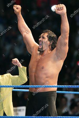 Editorial photo of World Wrestling Entertainment SmackDown Revenge Tour, Florence, Italy - 20 Apr 2006