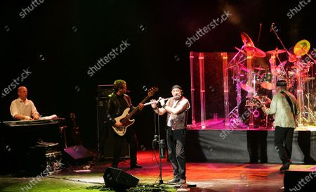 Editorial image of Jethro Tull in concert, Florence, Italy - 08 May 2006