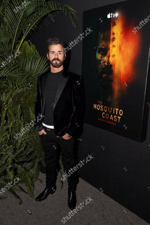 Stock Photo of Justin Theroux
