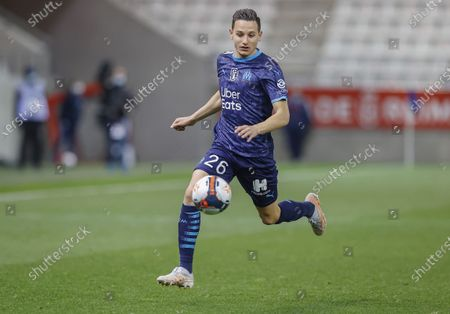 Florian Thauvin of OM