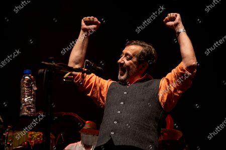 Editorial picture of Rui Veloso in concert, Porto, Portugal - 23 Apr 2021