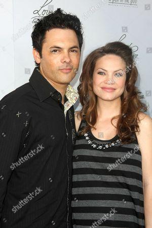 Michael Saucedo, Rebecca Herbst