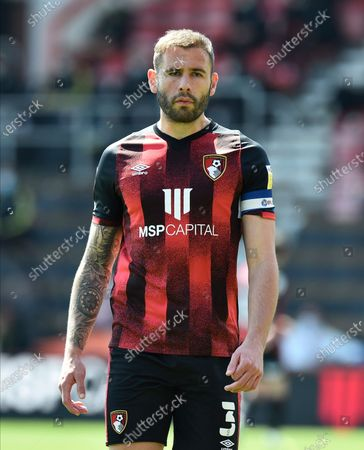 Editorial image of Bournemouth v Brentford, EFL Sky Bet Championship - 24 Apr 2021