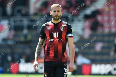 Steve Cook (3) of AFC Bournemouth during the EFL Sky Bet Championship match between Bournemouth and Brentford at the Vitality Stadium, Bournemouth