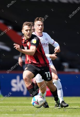 Jack Wilshere of Bournemouth.