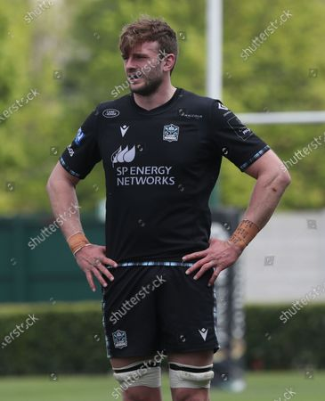 Editorial photo of Glasgow Warriors v Benetton, Guinness Pro14 Rainbow Cup, Rugby, Treviso, Italy - 24 Apr 2021