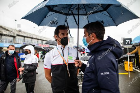 Mark Webber grille de depart starting grid