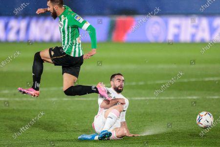 Editorial photo of Soccer La Liga, Madrid, Spain - 24 Apr 2021