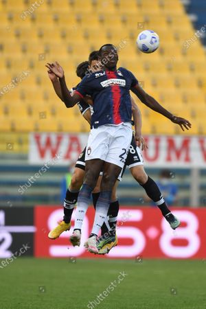 Editorial picture of Soccer: Serie A 2020-2021 : Parma 3-4 Crotone, Parma, Italy - 22 Apr 2021