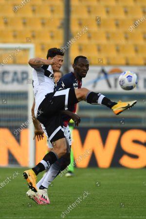 Editorial image of Soccer: Serie A 2020-2021 : Parma 3-4 Crotone, Parma, Italy - 22 Apr 2021
