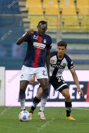 Editorial photo of Soccer: Serie A 2020-2021 : Parma 3-4 Crotone, Parma, Italy - 22 Apr 2021
