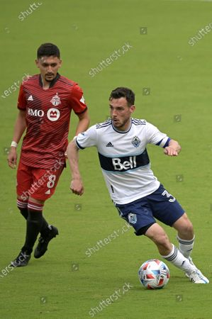 Editorial photo of MLS Whitecaps Toronto FC Soccer, Orlando, United States - 24 Apr 2021