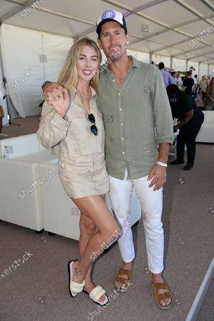 Hannah Margaret Selleck and Nicolas Roldan