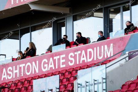 Editorial photo of Bristol City v Luton Town, UK - 25 Apr 2021