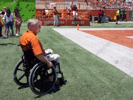 Editorial photo of Texas Spring Football, Austin, United States - 24 Apr 2021