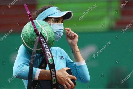 Editorial picture of Tennis WTA Istanbul Championships, Turkey - 25 Apr 2021