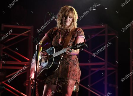 Editorial image of Grace Potter in concert at the Old School Square Pavilion, Delray Beach, Florida, USA - 24 Apr 2021