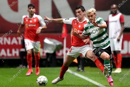 Editorial image of SC Braga vs Sporting, Portugal - 25 Apr 2021