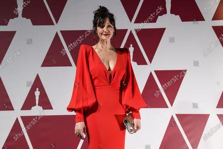 Editorial image of 93rd Academy Awards - , London, United Kingdom - 25 Apr 2021