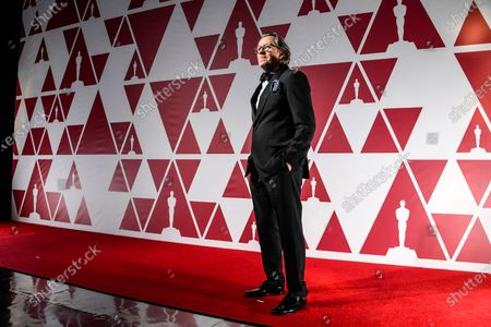 Gary Oldman arrives at a screening of the Oscars