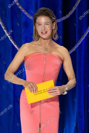 Editorial picture of 93rd Annual Academy Awards, Show, Los Angeles, USA - 25 Apr 2021