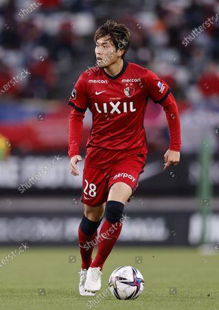 Koki Machida (Antlers) - Football / Soccer : 2021 J1 League match between Kashima Antlers 1-1 Vissel Kobe at Kashima Stadium, Kashima, Ibaraki, Japan.