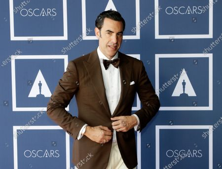 Editorial picture of 93rd Academy Awards - , Sydney, Australia - 26 Apr 2021
