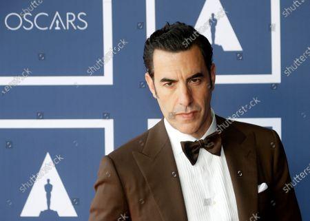 Editorial image of 93rd Academy Awards - , Sydney, Australia - 26 Apr 2021