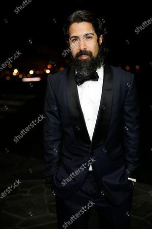 Savan Kotecha attends a screening of the Oscars on in Stockholm, Sweden