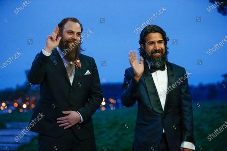 Editorial image of 93rd Academy Awards - , Stockholm, Sweden - 26 Apr 2021